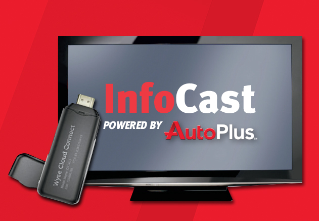 Auto Plus InfoCast